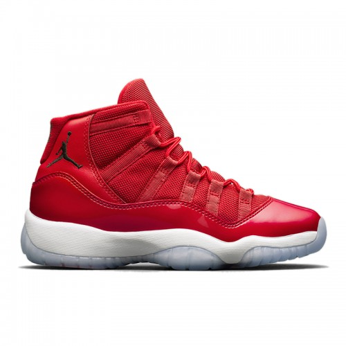 Air Jordan 11 Gym Red (Win Like'96) Gym Red/White-Black 378038-623