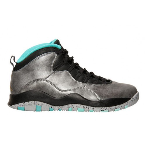 Authentic 705178-045 Air Jordan 10 Retro Dust/Metallic Gold-Black-Retro