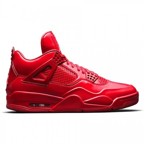 Authentic 719864-600 Air Jordan 11Lab4 University Red/White (Women Men Gs Girls)