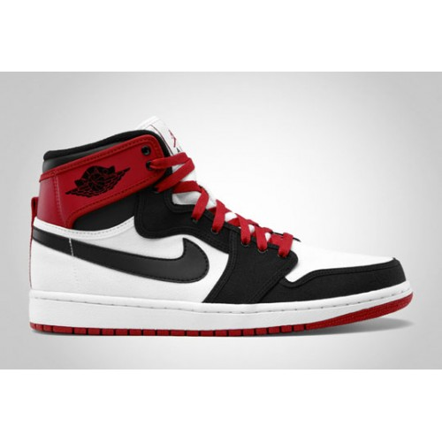 402297-110 Air Jordan 1 KO 2012 White Black Varsity Red A01017